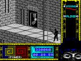 "Ninja Remix ZX Spectrum Level 5, ""The Office"": Ventilator.<br>
