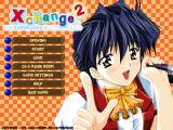 X-Change 2 Windows Title screen