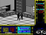 "Ninja Remix ZX Spectrum Level 6, ""The House"": The Kitchen.<br>