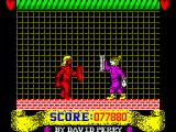 Gladiator ZX Spectrum 2nd level: Mr Hyde.<br>