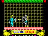 Gladiator ZX Spectrum 2nd level: Rogue.<br>