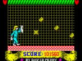 Gladiator ZX Spectrum 2nd level: Use the shield.<br>