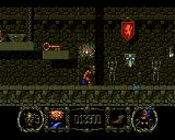 Stormlord Amiga In the castle levels often found the skull separated from the skeletons.