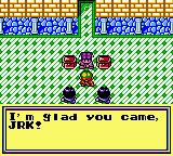Revelations: The Demon Slayer Game Boy Color I'm glad you came, JRK :)