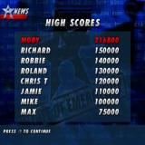 State of Emergency PlayStation 2 The high score table