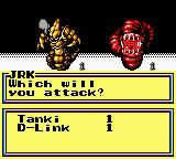 Revelations: The Demon Slayer Game Boy Color Another battle