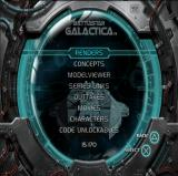 Battlestar Galactica PlayStation 2 The game has lots of unlockable content.