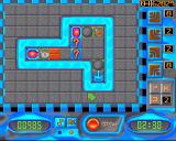 Lasermania 2 Amiga Level 4