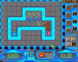Lasermania 2 Amiga Level 6