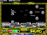 Side Arms Hyper Dyne ZX Spectrum Level 3: Bonus ships.<br>