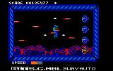 Side Arms Hyper Dyne Amstrad CPC Level 2: Every thing's the same!<br>