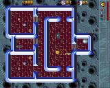 Marblelous Amiga Third level - things are getting more complicated