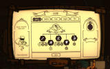 The Swindle Windows The upgrade screen with the skill trees in the airship