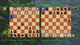 Team Chess Xbox 360 The left player places one of the received pieces on the board (Trial version)
