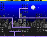 Bomber Jack Amiga Level 1