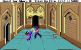Quest for Glory II: Trial by Fire DOS Playing as a Fighter - EOF initiation