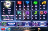 Bejeweled 2: Slots Browser The paytable.