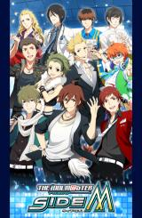 The iDOLM@STER: SideM Android Launch screen.