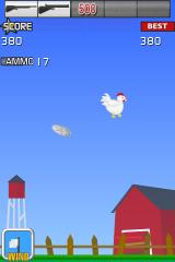 Chicken Boom Android A game in progress (v1.5)