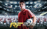 Real Football 2012 Android Title screen