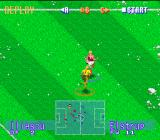 International Superstar Soccer Deluxe Genesis Great control