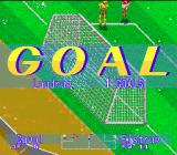 International Superstar Soccer Deluxe Genesis and Goaaaaallll !!