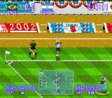 International Superstar Soccer Deluxe Genesis Throw in