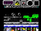 Hysteria ZX Spectrum Level 3: Unknown future.<br>