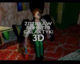 Zdzislav: Hero of the Galaxy 3D Amiga Polish title screen