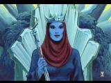King's Quest V: Absence Makes the Heart Go Yonder! FM Towns Queen Icebella