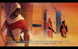 Assassin's Creed Chronicles: India Windows Assassin Arbaaz Mir is introduced in the introduction sequence.