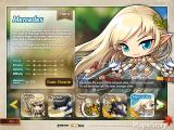 MapleStory Windows Creating New Character - Mercedes