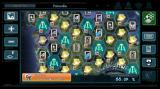 Xenoblade Chronicles X Wii U When not being utilized for off-TV play, the GamePad displays a world map. Each of these hexagonal segments has a specific objective that counts towards the completion rate.