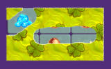 Rayman Adventures Android Scratching a ticket.