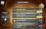 Rayman Adventures Android Achievements and rewards