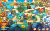 The Smurfs: Epic Run Android Level progress