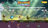 Rayman Legends: Beatbox Android A recording in progress with six samples