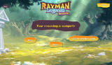 Rayman Legends: Beatbox Android Options after completing the recording.