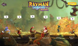 Rayman Legends: Beatbox Android Playing with the samples of the second song.