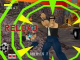 Virtua Cop Windows Reloading is one of the hardest thing in this game - double right click