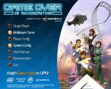Game Over in Machinimation Windows Main menu