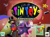 Tin Toy Adventure in the House of Fun Windows Main menu