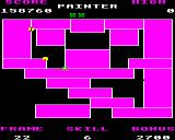 Painter BBC Micro Frame 22: Level complete.<br>