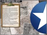 War in the Pacific: The Struggle Against Japan 1941-1945 Windows The Operational Report lets you see where things are going and what has happened to various people in the previous turn