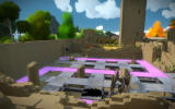 The Witness Windows A curious series of puzzles with colours