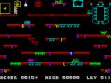 Frank N Stein ZX Spectrum Level 11:<br>