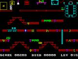 Frank N Stein ZX Spectrum Level 15:<br>