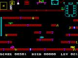 Frank N Stein ZX Spectrum Level 21:<br>