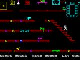 Frank N Stein ZX Spectrum Level 25: Infernal stairs.<br>