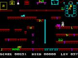 Frank N Stein ZX Spectrum Level 37: Surgical jump.<br>